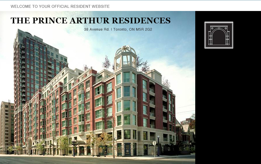 The Prince Arthur Residences - MTCC 1276